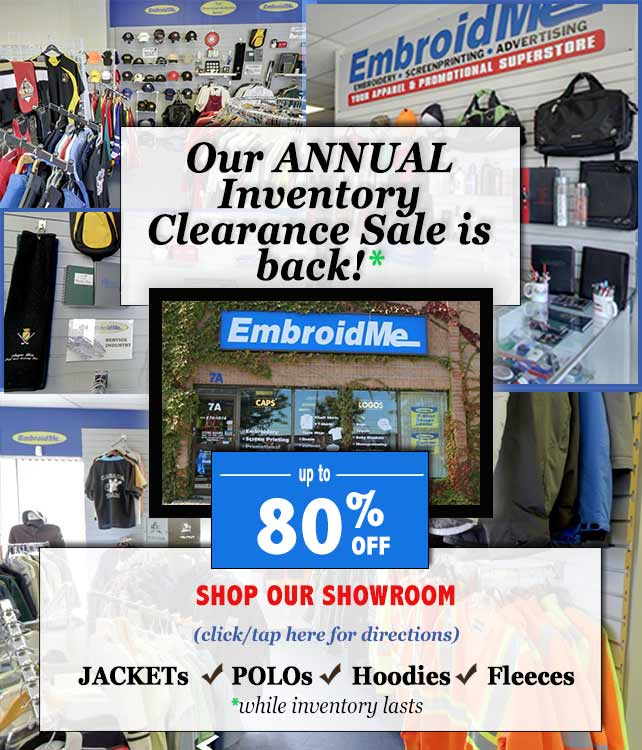 2018 SHOWROOM Clearance Sale