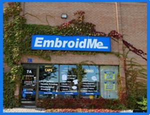 EmbroidMe Brampton Store